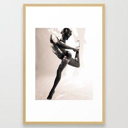 Ty - Dancer Series 2 Framed Art Print