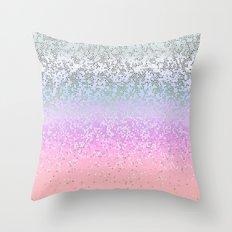 Glitter Star Dust G251 Throw Pillow
