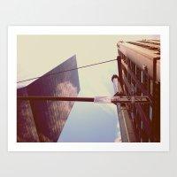 NYC, New York Art Print