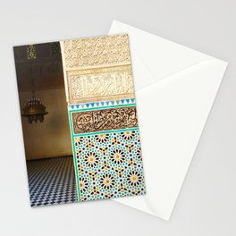 Fez, Morocco Stationery Cards