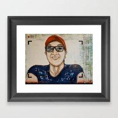 Maryan Ines Cu Fua Framed Art Print