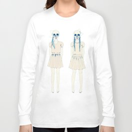 girl-16 Long Sleeve T-shirt