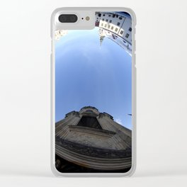 Wendelstein im Schloss Hartenfels Torgau Farbfotografie Winter 2012 Clear iPhone Case