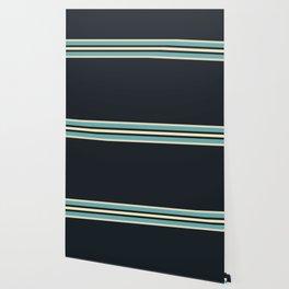Fusahide - Classic 70s Retro Stripes Wallpaper