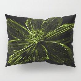 Green Aster Pillow Sham
