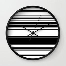 Feyli pattern 2 Wall Clock