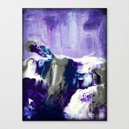 Amethyst Mist Canvas Print