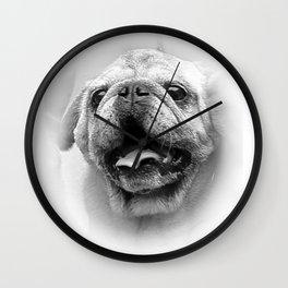 Dog3 Wall Clock