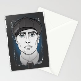 Peaky Blinders, Thomas Shelby, Cillian Murphy Stationery Cards