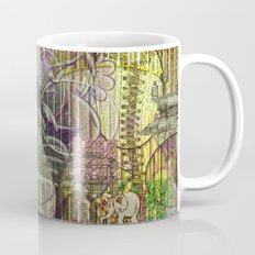 A Strict Code for Mourning Flowers Coffee Mug