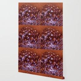 Cacao Bubbles Lens Distortion Wallpaper