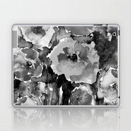 Floral Enchantment No.17D by Kathy Morton Stanion Laptop & iPad Skin