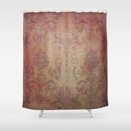 Damask Vintage Pattern 10 Shower Curtain