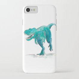 T-Rex Dinosaur iPhone Case