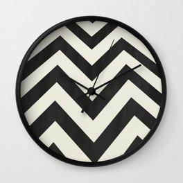 Twin Peaks Minimalist Poster Wall Clock