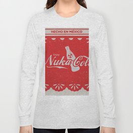 An Ice Cold Nuka Cola - Fallout Universe Long Sleeve T-shirt