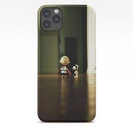 Charlie Brown & Snoopy iPhone Case