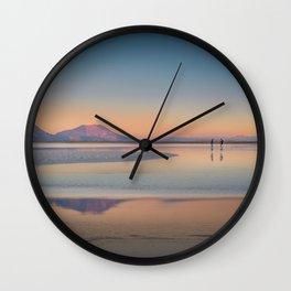 The Desert Wall Clock