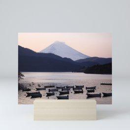 Lonely after Dark (Japan) Mini Art Print