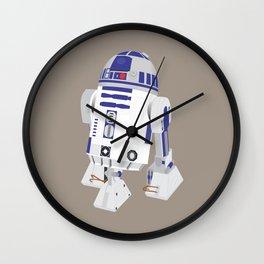 R2-D2 (Vector Art) Wall Clock