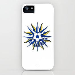 Uruguay La Celeste (The Sky Blue) ~Group A~ iPhone Case