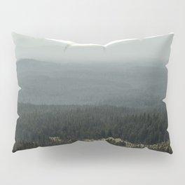 Oregon Mountain Forest Pillow Sham