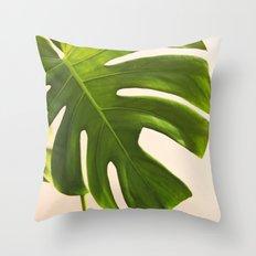 Verdure #9 Throw Pillow