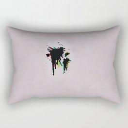 The Blob. Rectangular Pillow