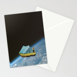 Space camp Stationery Cards