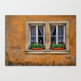 Rothenburg 11 Canvas Print