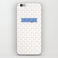 dr seuss iPhone & iPod Skins featuring Dr. Seuss Quote by Denise
