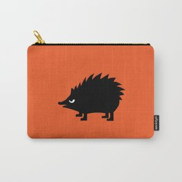 Angry Animals: hedgehog Carry-All Pouch