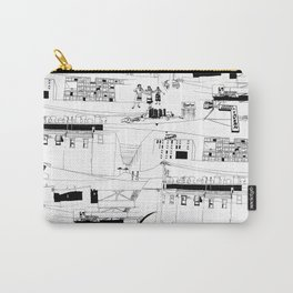 North Philadelphia Carry-All Pouch