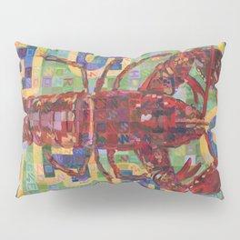 Lobster No. 2 (Nephropidae) Pillow Sham