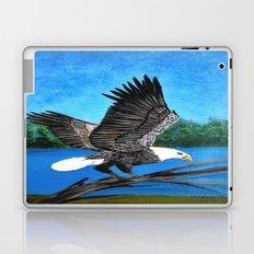 Bald eagle  2 Laptop & iPad Skin