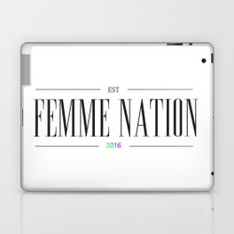 Femme Nation Laptop & iPad Skin