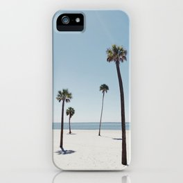 Palm trees 7 iPhone Case