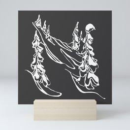 Ghost Trees : I Mini Art Print