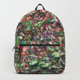 Polychromatic Succulent Backpack
