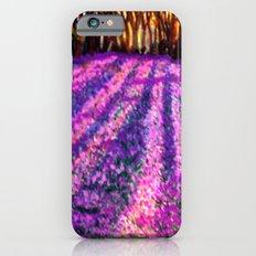 Purple Garden iPhone 6s Slim Case