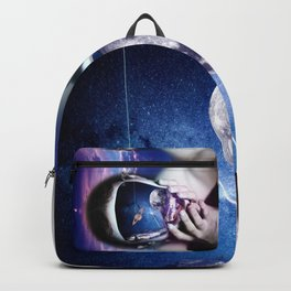 The Universe You Are Seeking Is Within You Backpack