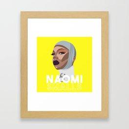 NAOMI SMALLS Framed Art Print