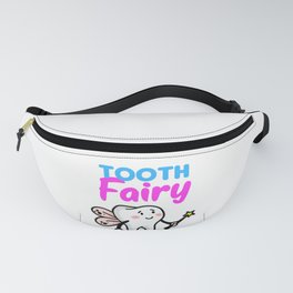 TOOTH FAIRY Toothfairy magic faery teeth gift Fanny Pack
