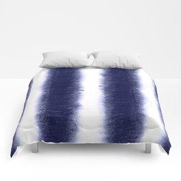 Indigo Pillars Comforters