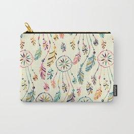 Boho Dreamcatcher Pattern Carry-All Pouch