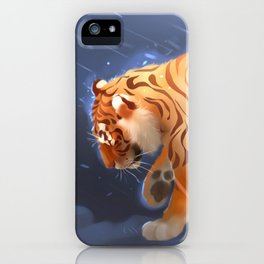 Flame Keeper iPhone Case