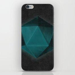 spatial geometry iPhone Skin