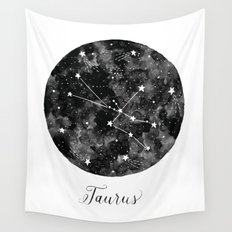 Taurus Constellation Wall Tapestry