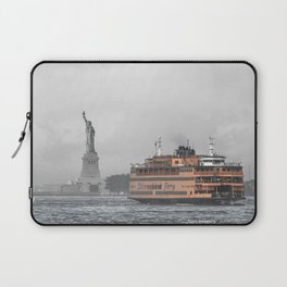 Liberty & The Boat Laptop Sleeve