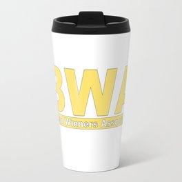 BWA Bread Winner Assciation Travel Mug